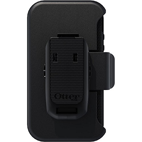 4fb85330cfee62 OtterBox Defender Series Case and Holster for iPhone 4 4S - Retail  Packaging - Black (B005SUHRH6)