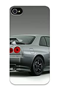 Diy Yourself case Protector Series For iPhone 6 4.7 Cars Vehicles Nissan Skyline Nissan LDBzU7zgKeT Skyline Rear Angle View case cover For Lovers