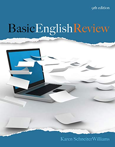 Basic English Review (FBLA - All)