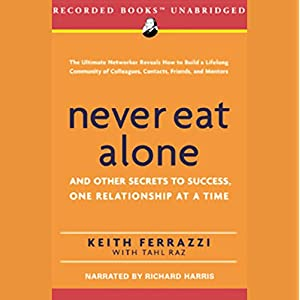 [PDF] Never Eat Alone Download Full – PDF Book Download