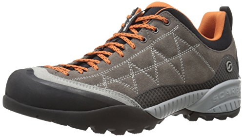 SCARPA Men's ZEN Pro Hiking Shoe, Charcoal/Tonic, 44.5 EU/11 M US by SCARPA