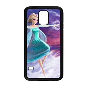 VOV Frozen Snow Queen Princess Elsa Cell Phone Case for Samsung Galaxy S5