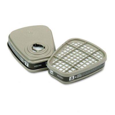 MMM6001 - 6001 Respirator Cartridge for Certain Organic Vapors