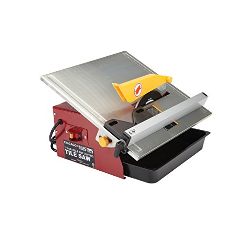 Masonry Saw Wet (7 in. Portable Wet Cutting Tile Saw from TNM)
