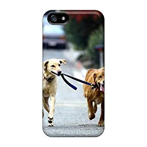 New Style DeannaTodd Running Dogs Premium For HTC One M8 Phone Case Cover