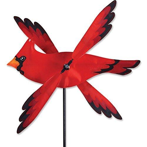 Cardinal Whirligig - Whirligig Spinner - 17 In. Cardinal Spinner by Premier Kites