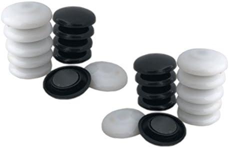 /Ø 30 mm, /Ø 40 mm Aimants de tableau magn/étique pour tableau blanc aimant/és ronds 40mm Lot de 10 Universal