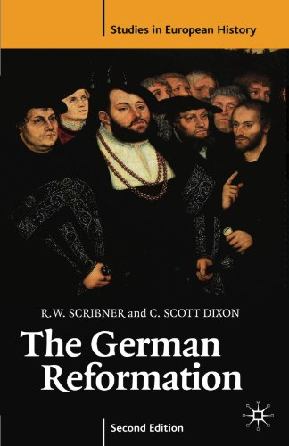 The German Reformation, Second Edition (Studies in European History)