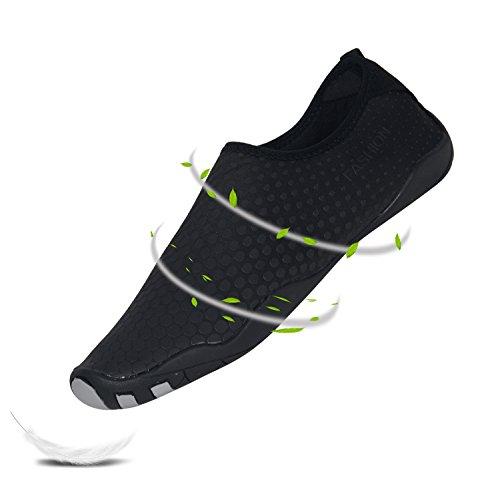 Homme Chaussures Circle Black pour Aquatiques IceUnicorn 39 EU dtIqwUIWpZ