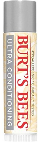 Burt's Bees Lip Balm, Ultra Conditioning with Kokum Butter, 0.15 oz (Pack of 2)