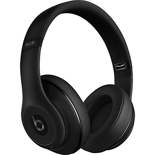 Price comparison product image Beats by Dr. Dre Studio Wireless Headphones (Matte Black)