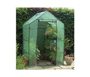 Cultivo Gardman deslavazado en invernadero 08725D