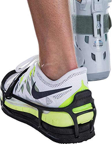 Buy shoe to wear with walking boot