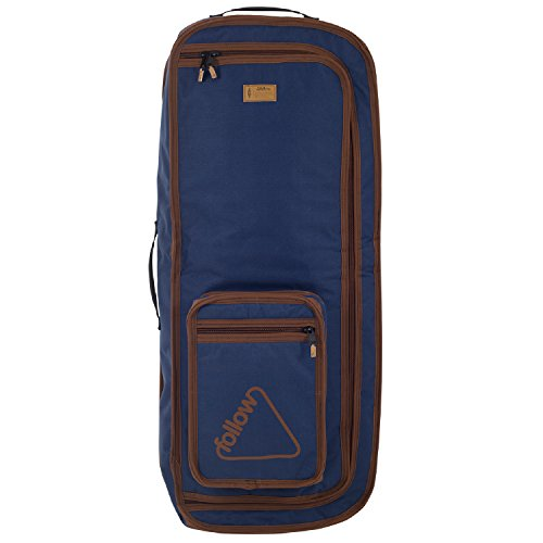 Follow 2017 Skate Bag (Navy/Tan) by Follow