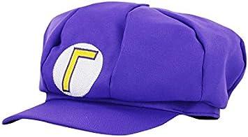 Super Mario Waluigi Sombrero - Traje para Adultos y niños en 4 ...