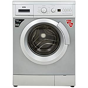 IFB 7 kg Fully-Automatic Front Loading Washing Machine (Serena Aqua SXA LDT, Silver, Inbuilt Heater, Aqua Energie water…