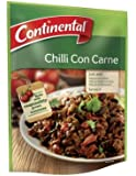 CONTINENTAL  Recipe Base Chilli Con Carne, 40G