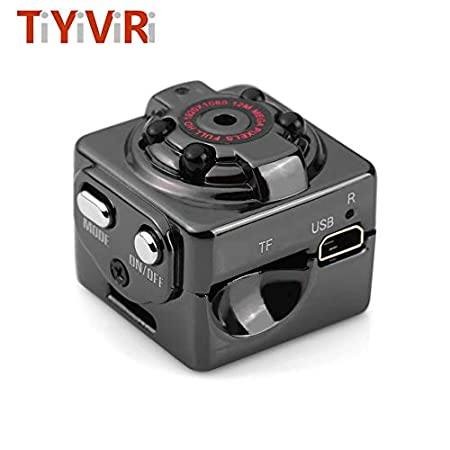 Amazon.com : Mini Camera sq8 hd 1080p Recorder hd dv Motion Sensor Night Vision Micro cam Sport dv Wireless Camcorder Recorder : Camera & Photo