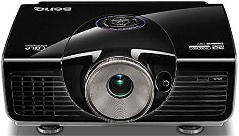 Benq W7500 Video - Proyector (2000 lúmenes ANSI, DLP, 1080p ...