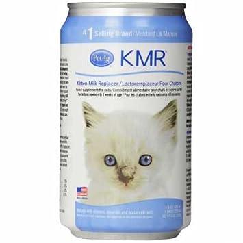 Pet Ag KMR - Leche para gatitos (8oz): Amazon.es: Productos para mascotas