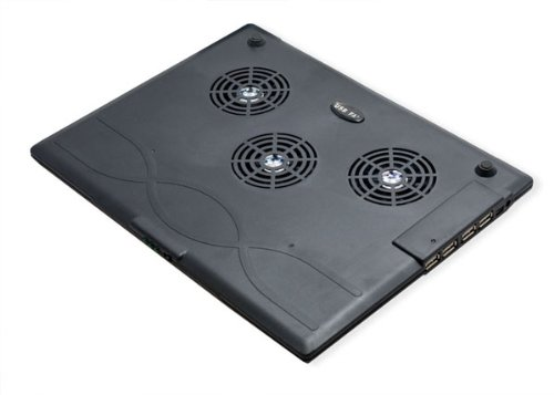 Syba Notebook Cooler Pad  with 4 usb Ports