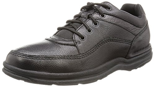 Men's Rockport 'World Tour Classic' Oxford, Size 10 N - Blac