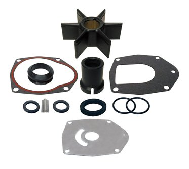 Car Kit Part Number - MERCRUISER ALPHA ONE WATER PUMP SERVICE KIT | GLM Part Number: 12043; Sierra Part Number: 18-3154; Mercury Part Number: 47-43026Q06