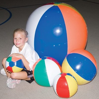US Games Beach Ball 16″