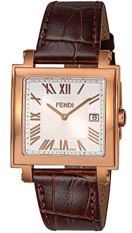 FENDI 시계 QUADOROMEN F604514021