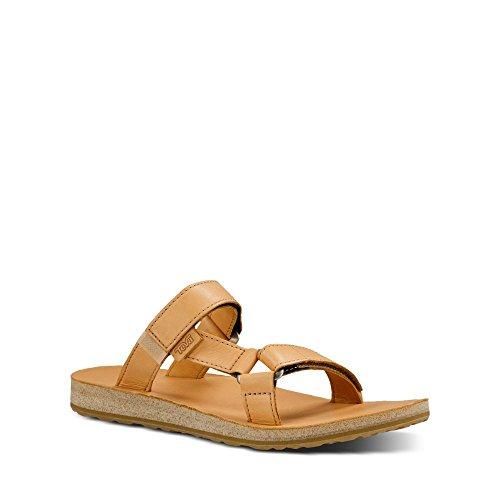 795eef0b678a Teva Women s Universal Slide Leather Sandal - Import It All
