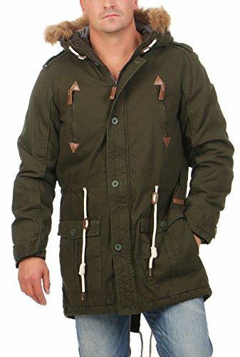 Parka 3400 Probert Hombre Rosin Solid Rosin Jacket Marrón Y1nwfZx