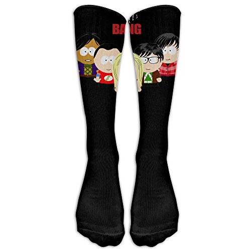 Unisex The Big Bang Theory Season 9 Crazy Funny Cute Novelty Crew Socks