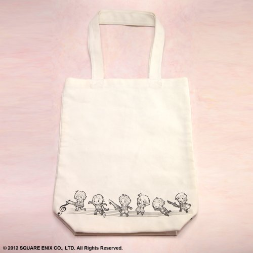 Theatrhythm Final Fantasy Character Tote Bag