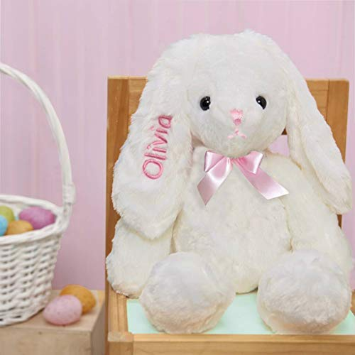 Personalized Dibsies Hoppity Floppity Bunny 18