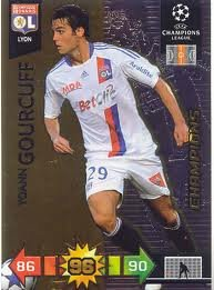 Adrenalyn XL Champions League 2010/11 - CHAMPIONS - Gourcuff [Toy]