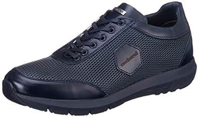Cacharel Erkek Açma Casuel Oxford Ayakkabı, Lacivert, 40 Numara
