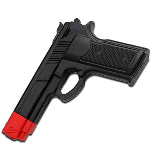Rubber Training Gun for Martial Arts, Self Defense, Police or Solo Training