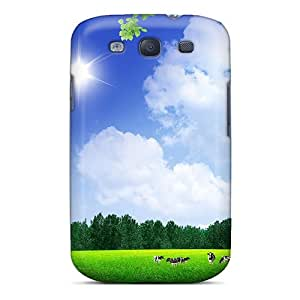 High-quality Durability Cases For Galaxy S3,good Gift