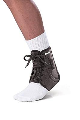 Mueller Sports Medicine Anterior Talofibular 2 Ankle Brace Support Black Small