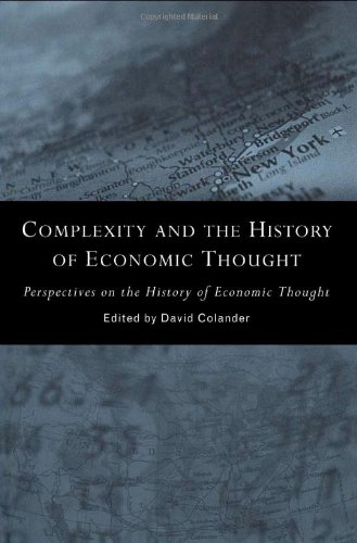 Complexity and the History of Economic Thought (Perspectives on the History of Economic Thought)