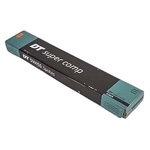 Dt Swiss 254 2.0/1.7/1.8 Sl/Np SC Spokes (Box of 72), Black