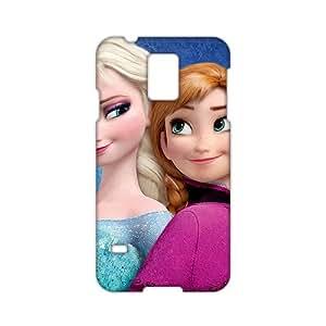 Angl 3D Case Cover cartoon Frozen Phone Case for Samsung Galaxy s 5 wangjiang maoyi by lolosakes