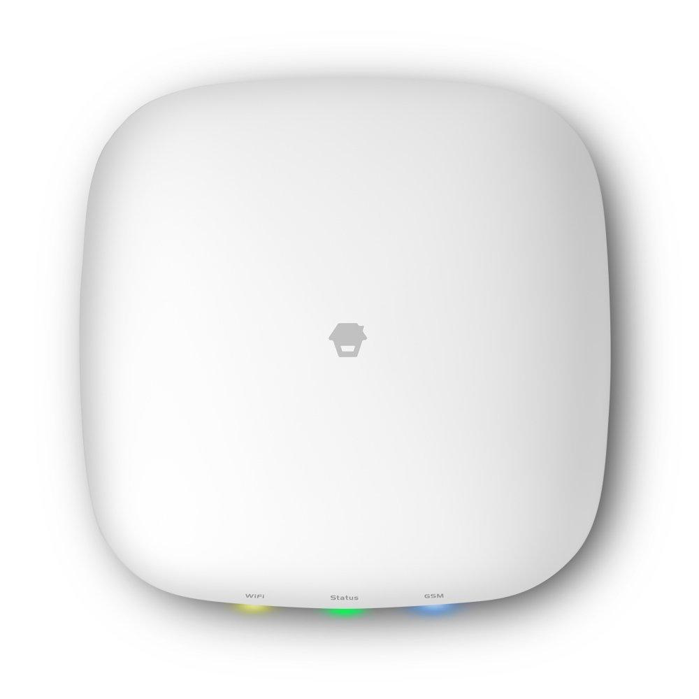 Chuango H4 Plus: Sistema de Alarma para hogar y Oficina - Smart Home - Panel con módulo WiFi y gsm - Envío de notificaciones Push y Llamada