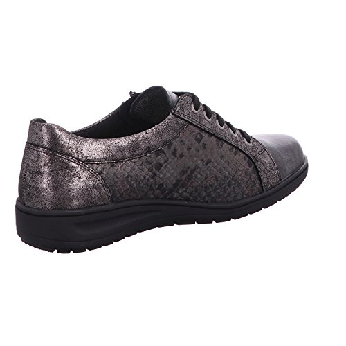 Solidus Women's Up 2900120268 Flats Grey Lace wwr78qcS