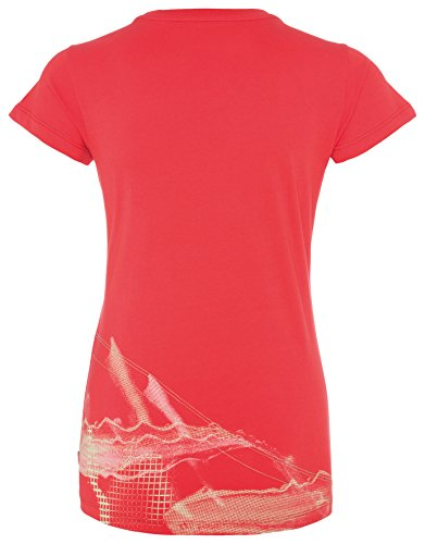 VAUDE T-Shirt Women's Paccaly Shirt - Camiseta Rojo