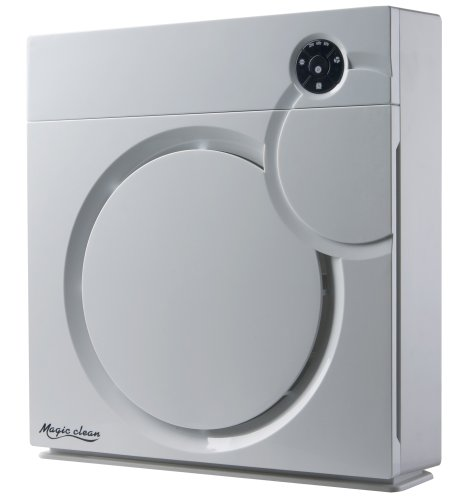 Hepa Purifier Flow Technology White