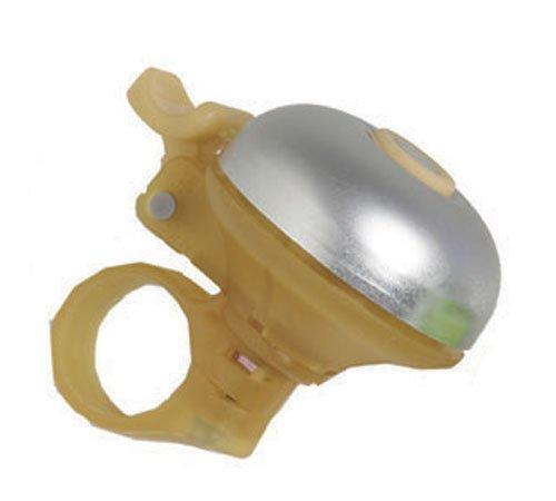 Mirrycle Incredibell Candibell Bicycle Bell (Orange)