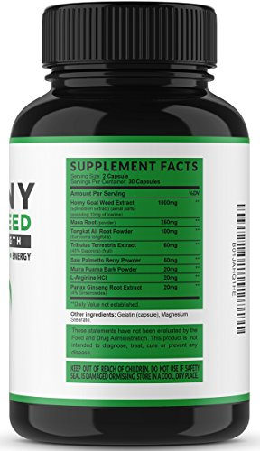 Extra-Strength-Horny-Goat-Weed-Extract-With-Muira-Puama-Maca-Root-L-Arginine-Tribulus-For-Men-Women-All-Natural-Energy-Boost