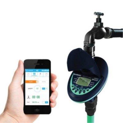 GALCON Bewässerungsuhr Steuergerät GC-9001 BT, Betrieb mit 9V