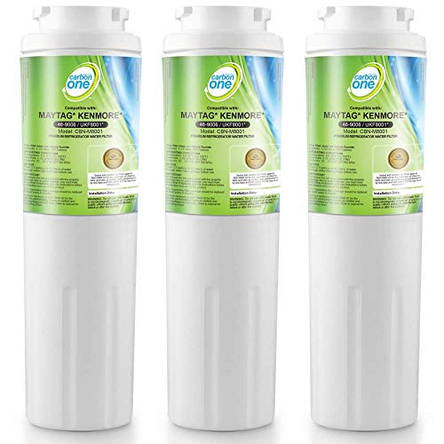 Filter Pur Advanced Refrigerator (CarbonOne Premium UKF8001 Water Filter for Replacement Refrigerator Water Filter of Maytag UKF8001, PUR, Jenn-Air, UKF8001AXX, UKF8001P, EDR4RXD1, Whirlpool 4396395, Puriclean II, 469006, Filter 4)